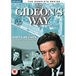 Gideon's Way - The Complete Series [Repackaged] [DVD] [1965]